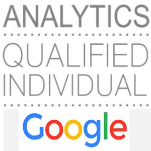 how to get google analytics certified