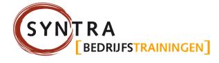 Syntra Bedrijftrainingen - Syntra Midden Vlaanderen